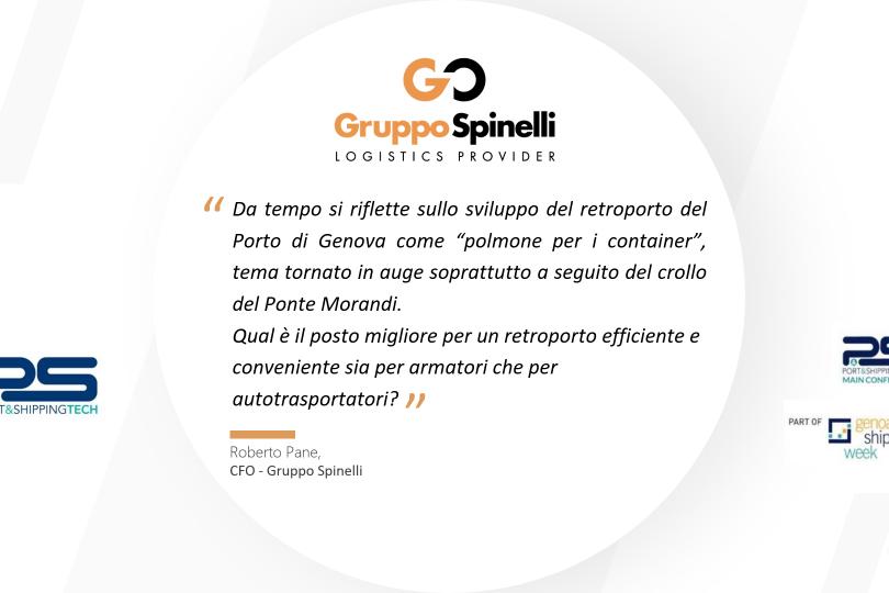 La partecipazione del Gruppo Spinelli alla Genoa Shipping Week 2019
