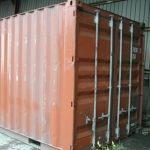 10' Box Container - 736