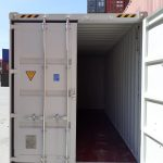20' Box HC Container - 532