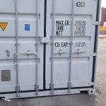 40' Box Container - 533