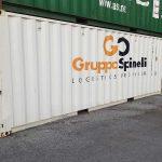 20' Box Container - 527
